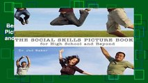 Best ebook  Social Skills Picture Book for High School and Beyond  For Full