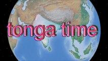 Tonga Time