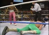Jake Roberts vs Virgil   SuperStars May 6th, 1989 - WWE WWF Wrestling Fight Fighting Match Sports Jake The Snake Roberts