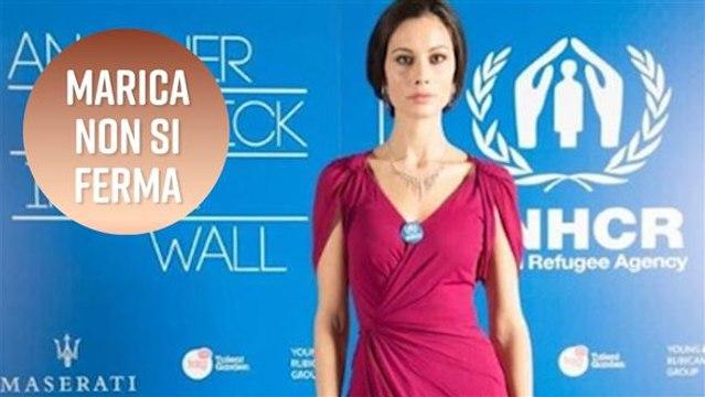 Marica Pellegrinelli e l'arte: che binomio inaspettato!