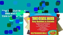 Trial The Civil War: Key Battles and Events: Common Core Lessons   Activities Ebook
