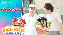 Gia đình là số 1 sitcom - tập 76 full- Đức Minh dụ dỗ ông Đức Nghĩa mua hàng đa cấp vì nghe lời Yumi