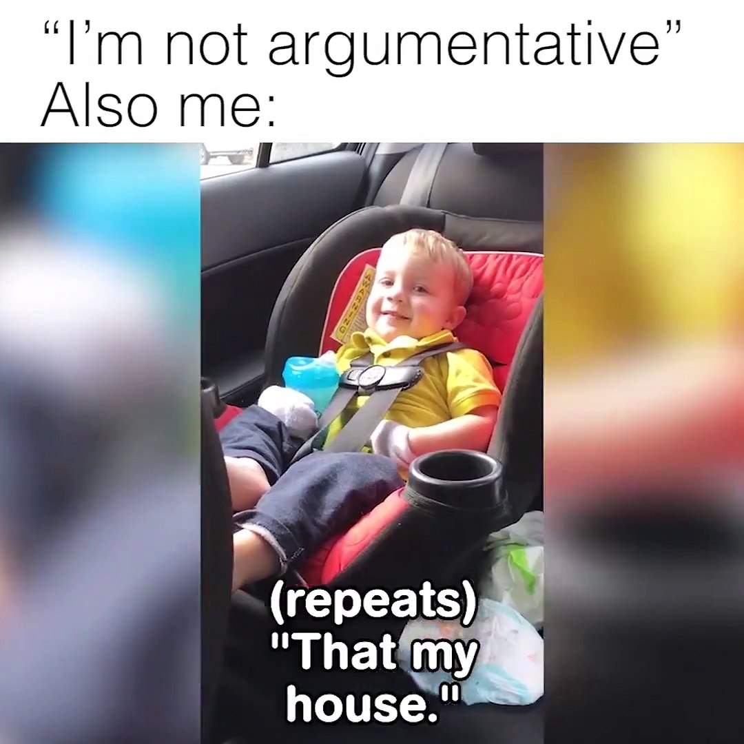 These kids are too relateable Credit: America's Funniest Home Videos