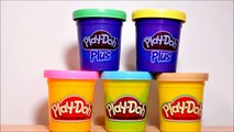 E learning | Playdough | Play doh| Learn Colors | Learn Numbers | Counting 1 to 10 | Part