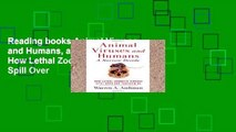 Reading books Animal Viruses and Humans, a Narrow Divide: How Lethal Zoonotic Viruses Spill Over