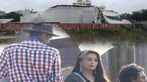 Alia Bhatt and Varun Dhawan's  Kalank Set collapses | FilmiBeat