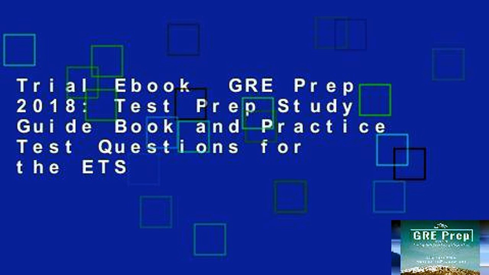 Gre Study Book >> Trial Ebook Gre Prep 2018 Test Prep Study Guide Book And Practice Test Questions For The Ets