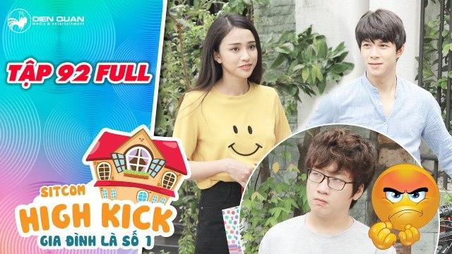 Gia đình là số 1 sitcom - tập 92 full- Yumi khen Kim Long hết lời khiến Đức Minh vô cùng khó chịu