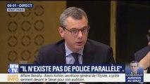 """Affaire Benalla: """"Aucune des autorités qui connaissaient les faits n'a suggéré l'opportunité d'un article 40"""", affirme Alexis Kohler"""