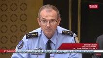 Affaire Benalla : l'audition du directeur général de la gendarmerie, Richard Lizurey, devant le Sénat