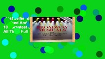 Best seller  Broadway Musicals, Revised And Updated: The 101 Greatest Shows of All Time  Full