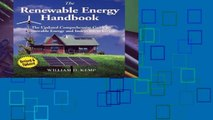 D0wnload Online The Renewable Energy Handbook: The Updated Comprehensive Guide to Renewable Energy