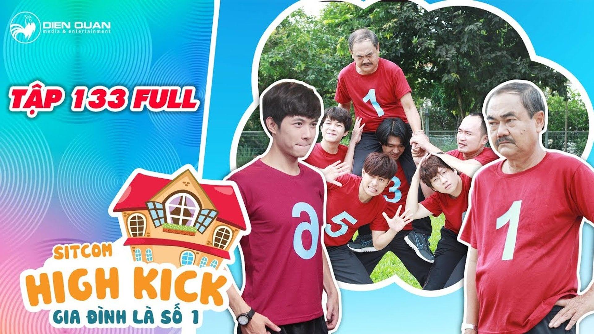 Gia đình là số 1 sitcom - Tập 133 full- Kim Long khiến ông Nghĩa hối hận về ngày cuối tuần đoàn kết