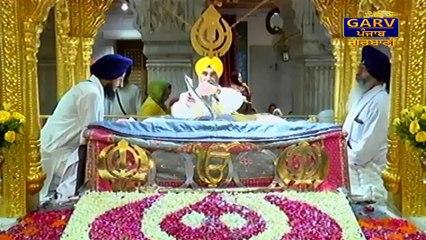 Nirman Nirman Jap - Gurbani Kirtan - Gurdwara Sis Ganj Sahib,Delhi - Garv Punjab Gurbani Channel