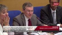 : Philippe Bas cite Benalla dans le Monde : « J'emmerdais pas mal de monde », et infirme le discours de Kohler qui affirmait que Benalla avait de bonnes relations avec ses collègues