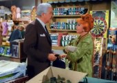 Bewitched S02xxE13 My Boss, The Teddy Bear