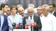 CHP İl Başkanlarından Kurultay Tartışmalarına İlişkin Ortak Açıklama-2