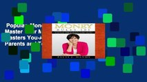 Popular  Money Rules 101: Master Your Money Before it Masters You-A Guide for Parents and Teens
