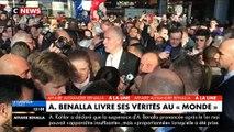 """Alexandre Benalla s'exprime pour la 1ère fois: """"Je n'ai pas le sentiment d'avoir trahi le Président. J'ai le sentiment d'avoir fait une grosse bêtise"""" - Il dénonce """"une volonté d'atteindre"""" Emmanuel Macron"""