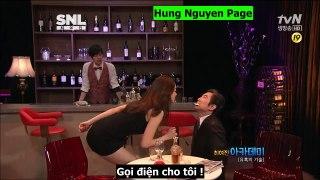 SNL vietsub Vo quyt day co mong tay nhon