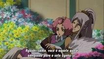 Anime Koutetsu Sangokushi Legendado Pt Br Episodio 17 Video