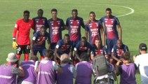 Le résumé du match Angers SCO - SMCaen