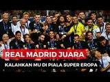 Zinedine Zidane Bawa Real Madrid Jadi Raja Eropa
