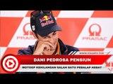 Dani Pedrosa Putuskan Pensiun Dari MotoGP