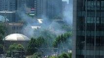 Cina, forte esplosione vicino all'ambasciata Usa a Pechino