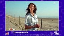 Ophélie Meunier présente Zone Interdite sur une plage naturiste !
