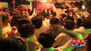 চূড়ান্ত ফলাফলের আগেই নিজেকে বিজয়ী ঘোষণা ইমরানের | Pakistan Election Update | Somoy TV