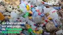 En République dominicaine, une mer de déchets envahit l'île