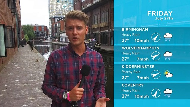 WEATHER: July 26th 2018