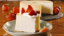 This Is The Most Angelic Angel Food Cake