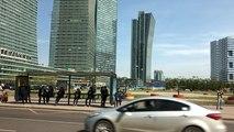 Astana sortie de terre il y a 20 ans
