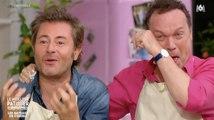 Julien Lepers pleure de rire ! (Meilleur Pâtissier) - ZAPPING TÉLÉ BEST OF DU 13/08/2018