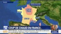 Canicule: la nuit va être chaude et notamment à Paris. Jusqu'à 25 degrés attendus