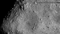 Killer Close-Ups of Asteroid Ryugu Captured by Japanese Spacecraft