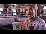'MY DAD ain't in the ring with me!' CONOR BENN tags Josh Kelly as 'future opponent' Boxing
