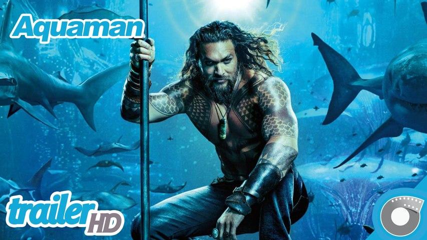 Aquaman | Trailer Legendado [HD]