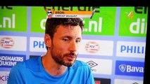 De nietszeggende oneliners van PSV-trainer Van Bommel