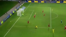 Maccabi Tel Aviv vs Radnicki (2-0) Kjartansson second Goal