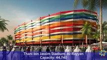 Qatar FIFA World Cup 2022 Stadiums Designs