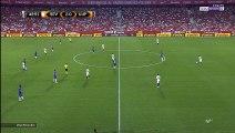 Sarabia P. Goal HD - Sevilla (Esp) 3-0 Ujpest (Hun) 26.07.2018