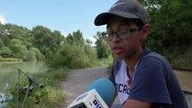 Alpes-de-Haute-Provence : les enfants se mettent à la pêche pendant les grandes vacances !
