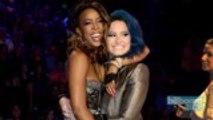 Kelly Rowland Gets New Ink In Dedication to Demi Lovato | Billboard News