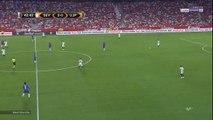 Sevilla 3-0 Ujpest - Pablo Sarabia 43'