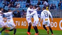 Gol Diego Souza Grêmio 0 X 1 São Paulo Brasileirão 2018