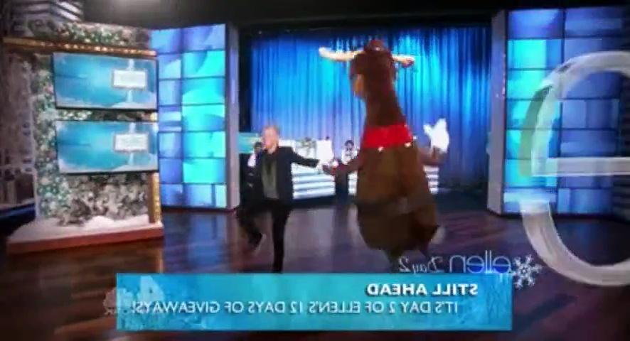 Ellen The Ellen DeGeneres Show S12 – Ep62 12 Days of Giveaways Begins! …With Steve Carell HD Watch