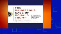 Best ebook  Dangerous Case of Donald Trump, The  Any Format